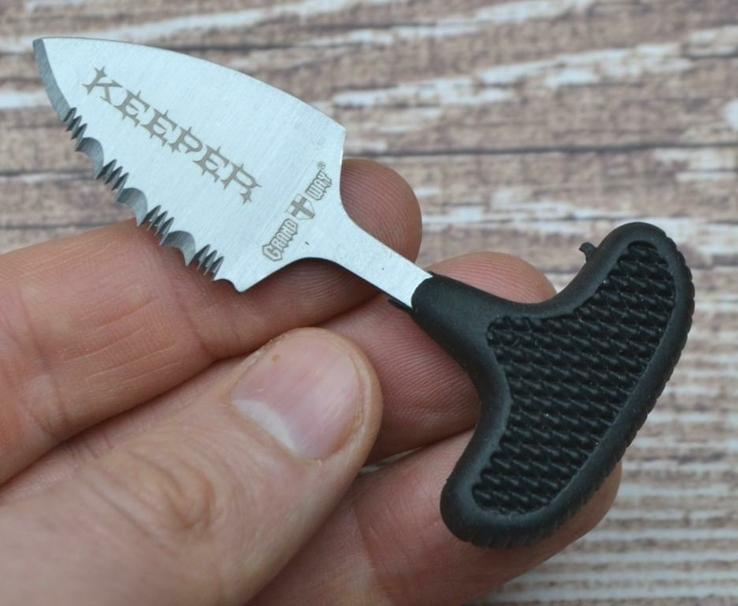 Нож тычковый Keeper, фото №6