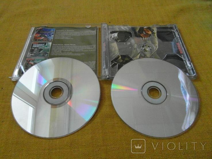 Диск-игра для компютера.№117.цена за 2 диска, фото №5