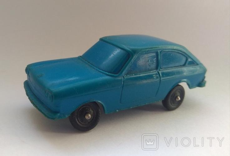 Винтажное авто Фольксваген 411, ГДР, фото №2