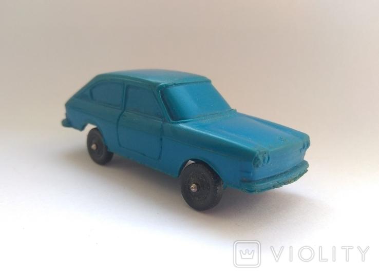 Винтажное авто Фольксваген 411, ГДР, фото №6
