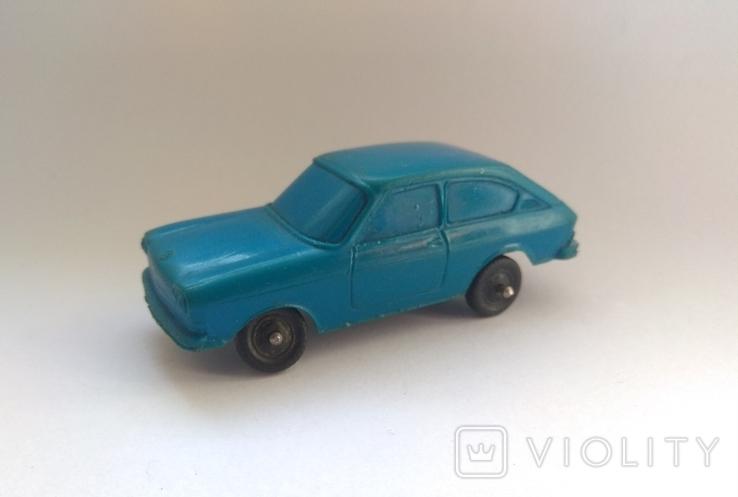 Винтажное авто Фольксваген 411, ГДР, фото №8