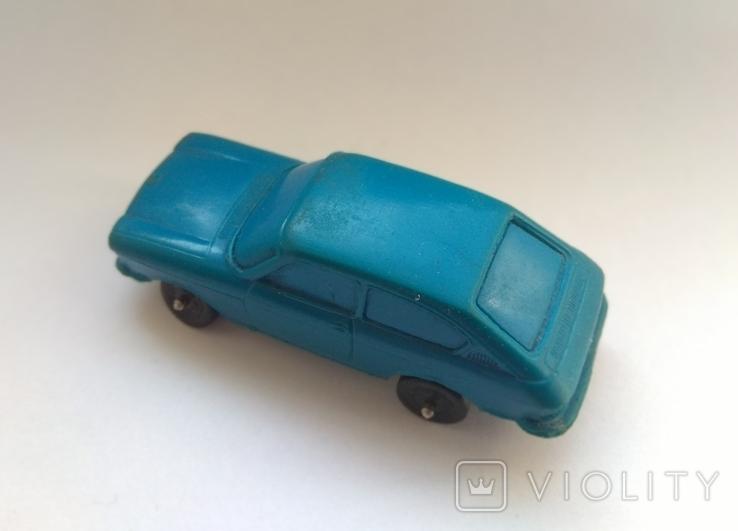 Винтажное авто Фольксваген 411, ГДР, фото №9