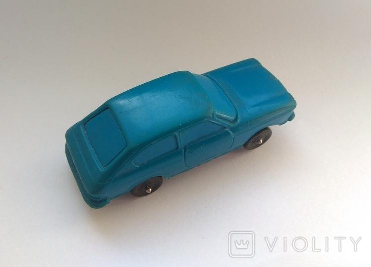 Винтажное авто Фольксваген 411, ГДР, фото №10