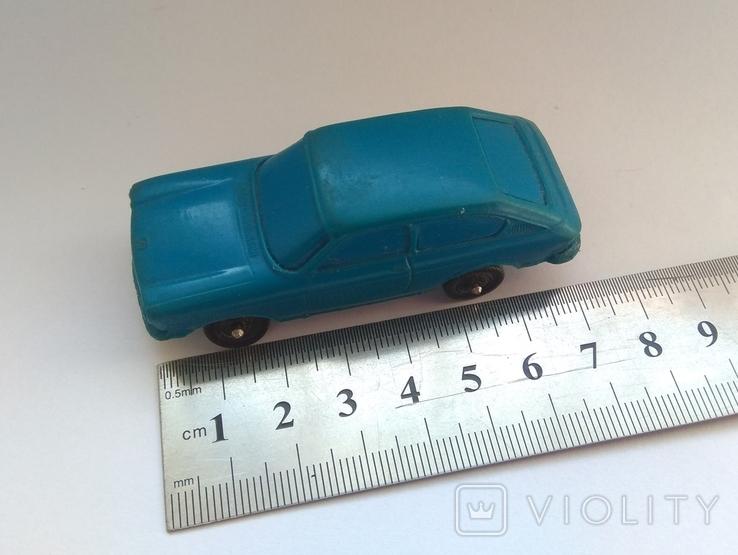 Винтажное авто Фольксваген 411, ГДР, фото №11