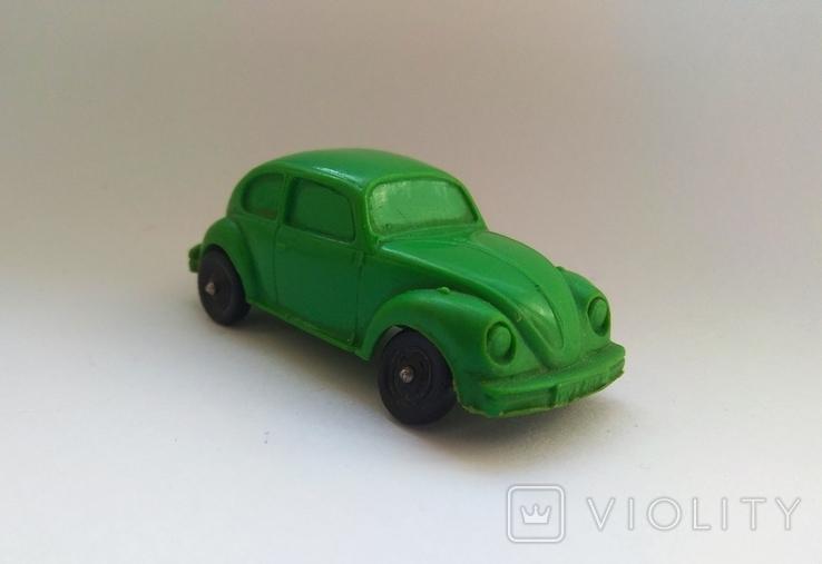 Винтажное авто Фольксваген Жук ,ГДР, фото №4