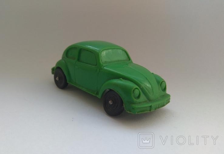 Винтажное авто Фольксваген Жук ,ГДР, фото №2
