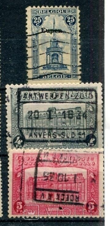 Бельгія залізничні