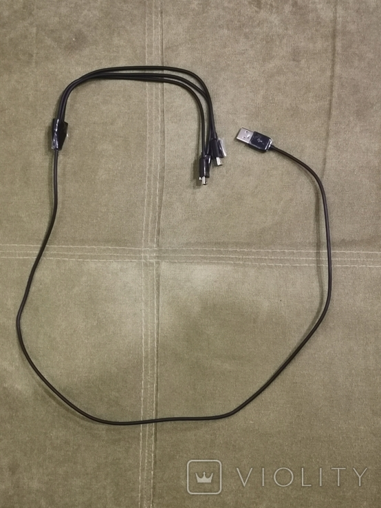 Шнур зарядки Xp Deus,(горыныч), фото №3