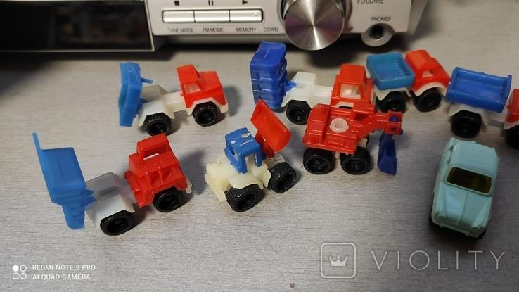 Машинки Пластмасс, фото №4