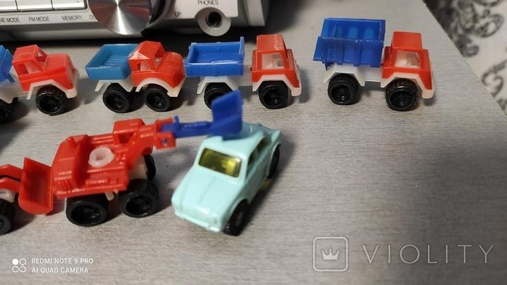 Машинки Пластмасс, фото №6