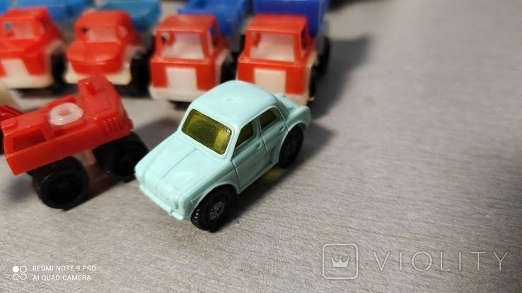 Машинки Пластмасс, фото №9