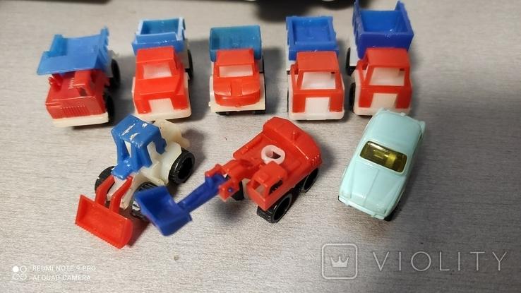 Машинки Пластмасс, фото №2
