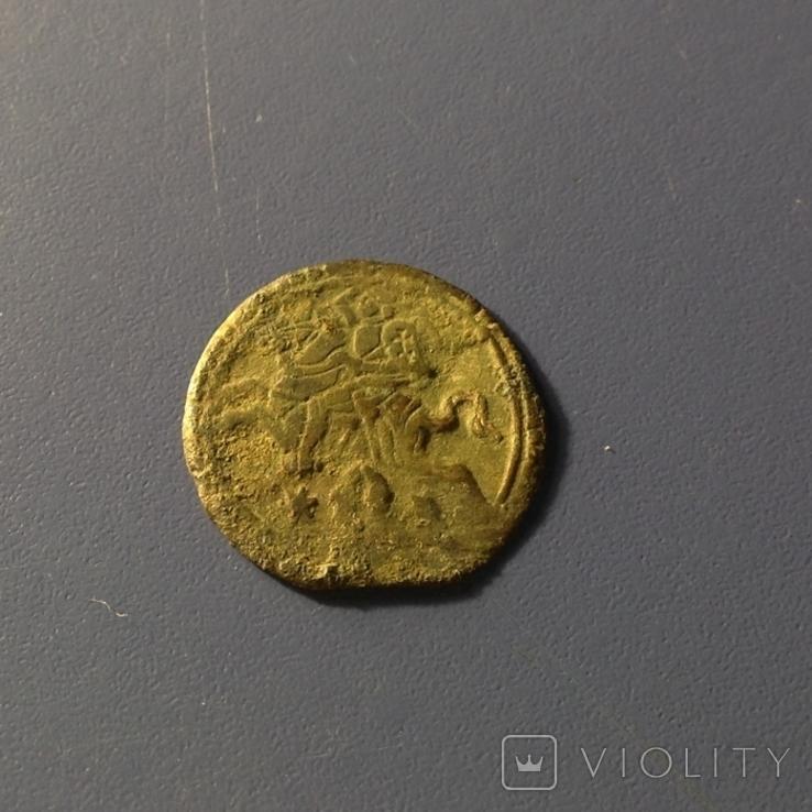 Двуденарій 1620року, фото №2