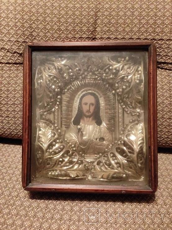Икона начало 20 века Иисус Христос, фото №2