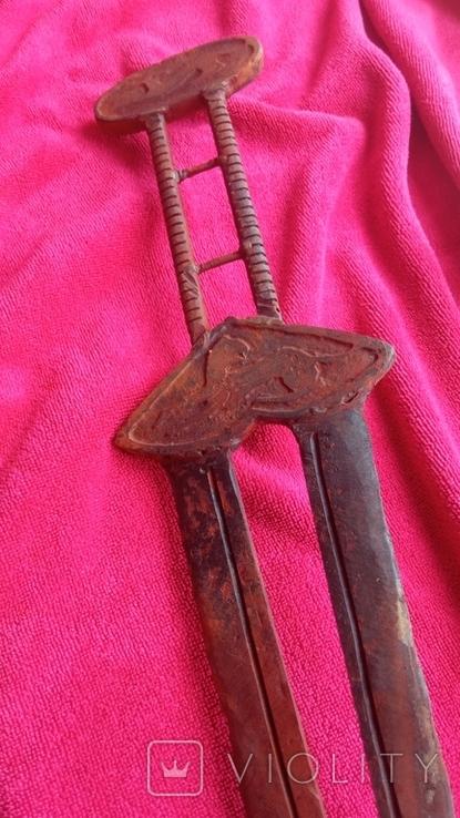 Скифский меч, акинак. Тип Чертомлык. (81см) Копия., фото №2