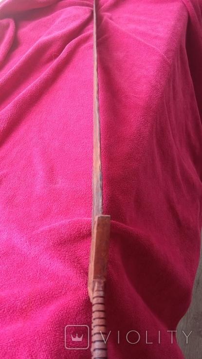 Скифский меч, акинак. Тип Чертомлык. (81см) Копия., фото №8