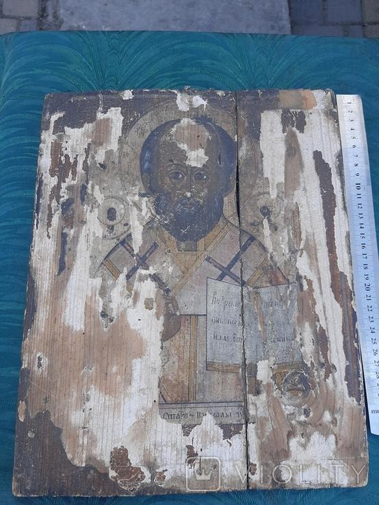 Икона Святого Николая, фото №6