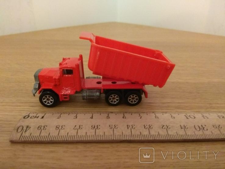 Машина самосвал Hot Wheels, Mattel Inc., 1979 рік, фото №3