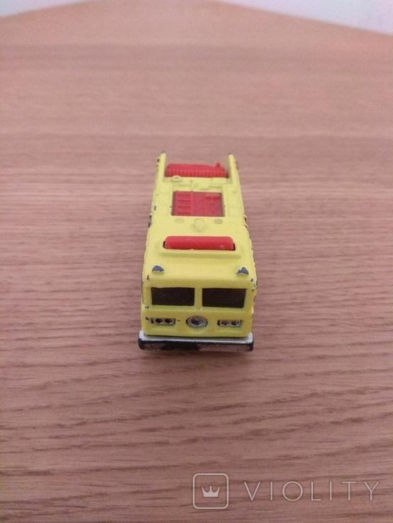 Машина пожежна Hot Wheels, Mattel Inc., 1976 року, фото №3