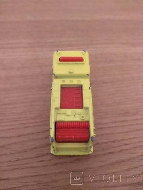 Машина пожежна Hot Wheels, Mattel Inc., 1976 року, фото №4
