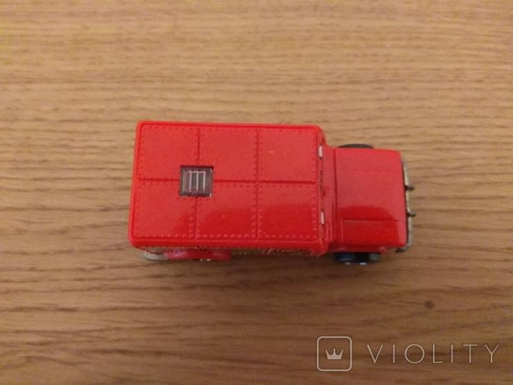"""Машина рятувальна """"Парамедик"""" Hot Wheels, Mattel Inc., 1996 року, фото №6"""