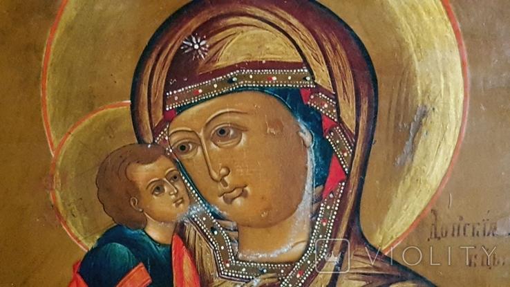 Донская Божья Матерь, фото №12