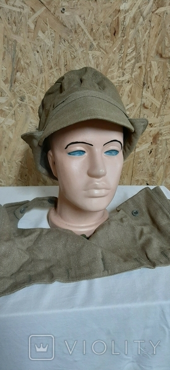 Кепка - шлем матерчатый Сирийка ( Афганка , Чернобылька ), фото №2