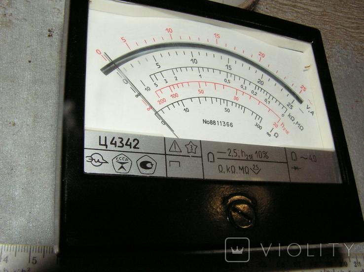 Измерительная головка к прибору Ц4342. Новая., фото №3