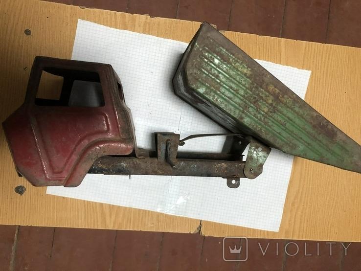 Машинка СССР МАЗ, фото №4