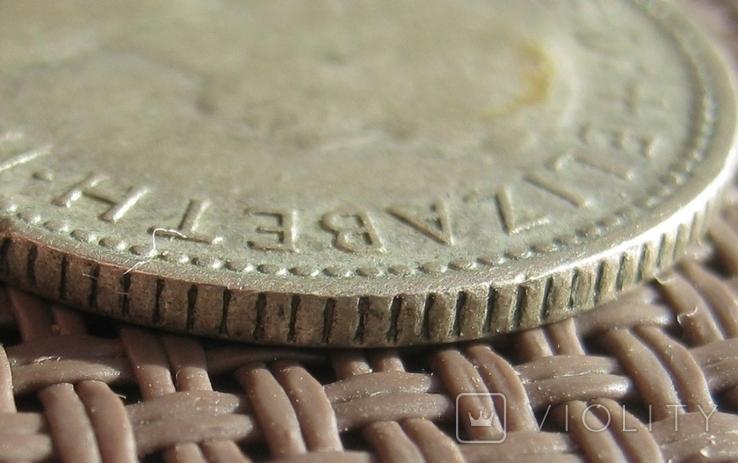 6 пенсов 1957 Австралия, фото №6