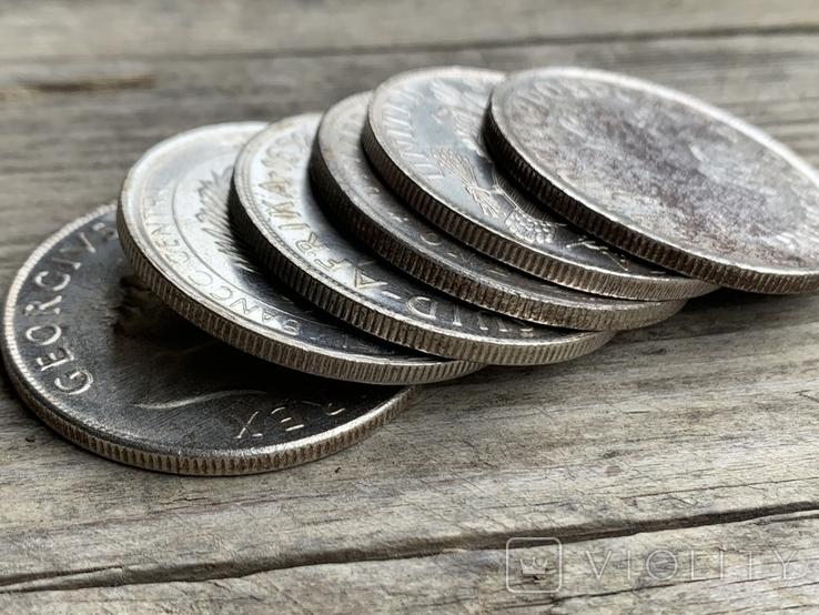 Копии редких монет Мира 6 шт, фото №3