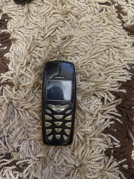 Nokia 1 RH-9 3510i, фото №2