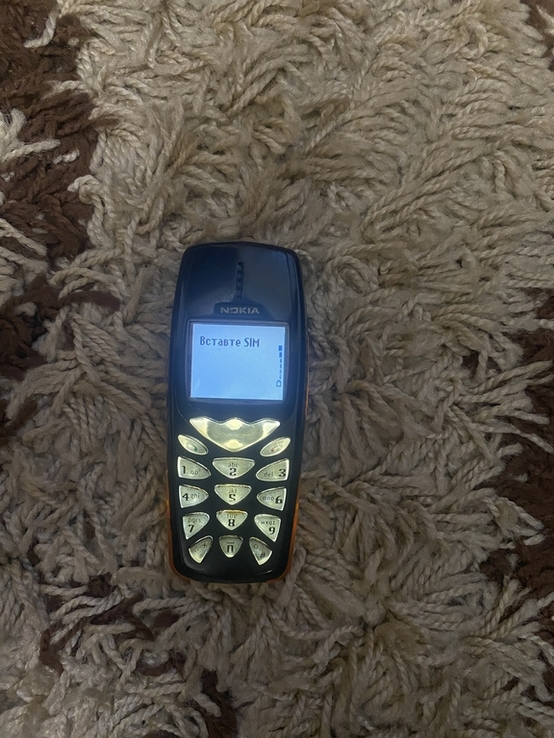 Nokia 1 RH-9 3510i, фото №4