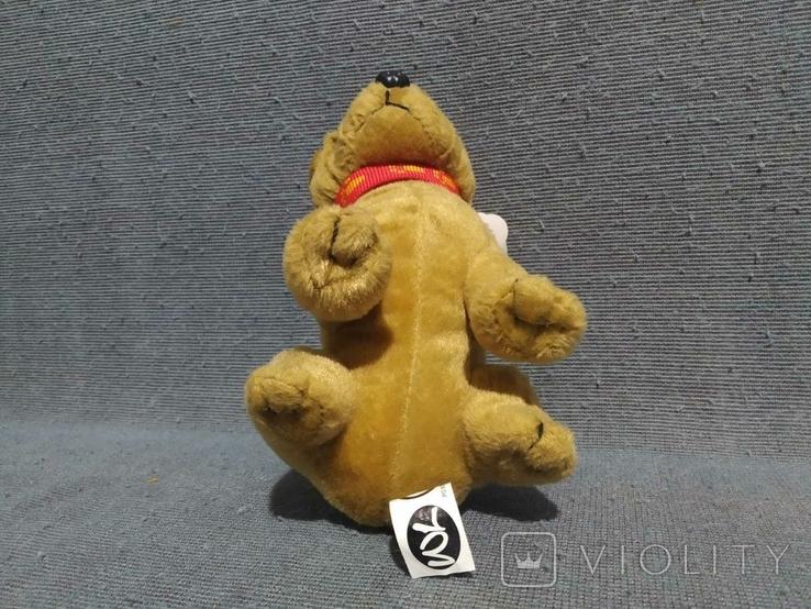 Новый Питбуль Англия Игрушка Собака на поводке, фото №3