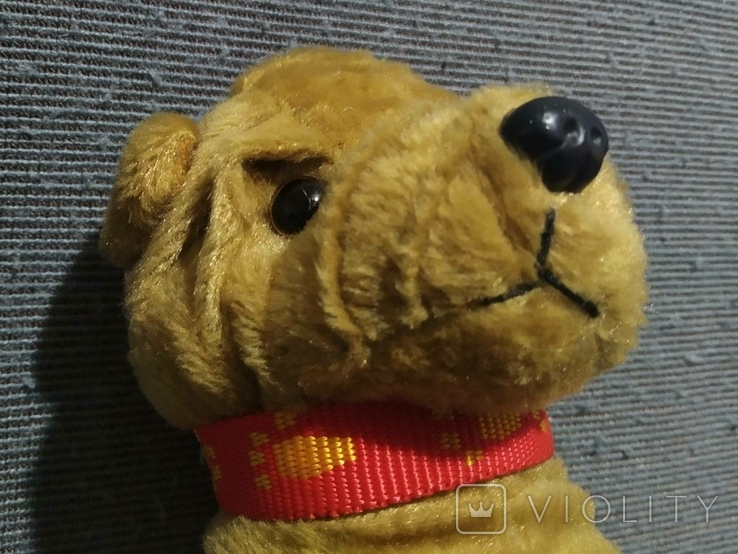 Новый Питбуль Англия Игрушка Собака на поводке, фото №6