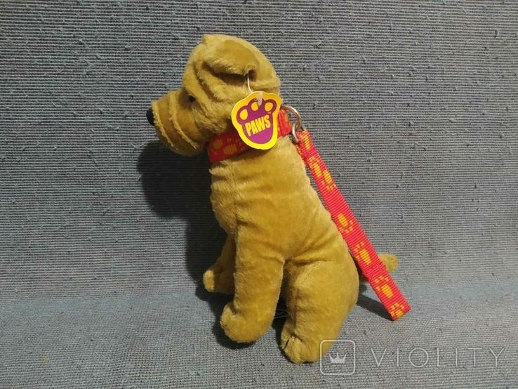 Новый Питбуль Англия Игрушка Собака на поводке, фото №7