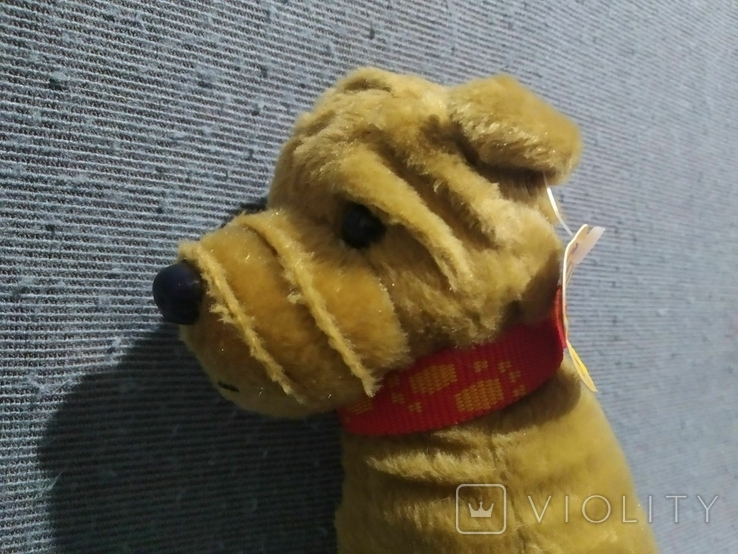 Новый Питбуль Англия Игрушка Собака на поводке, фото №9
