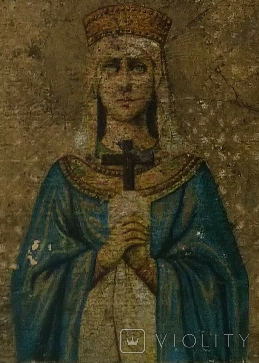 Икона Святая княгиня Ольга, фото №3