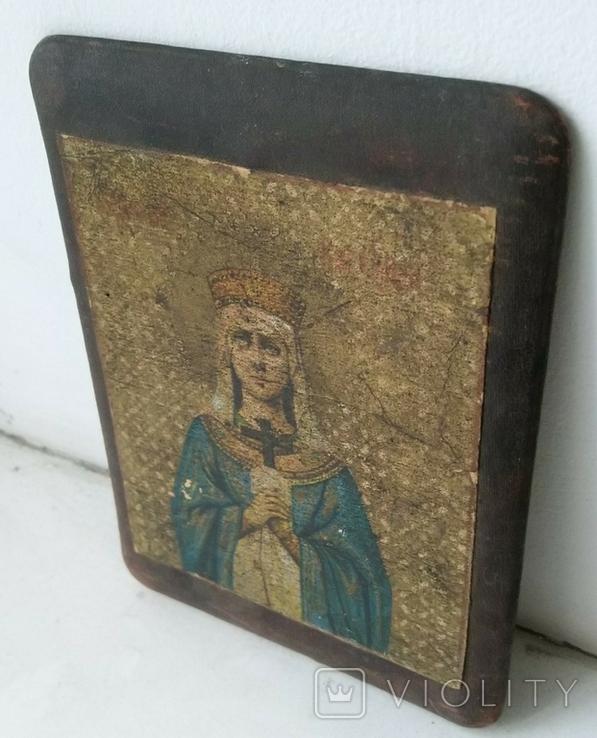 Икона Святая княгиня Ольга, фото №5