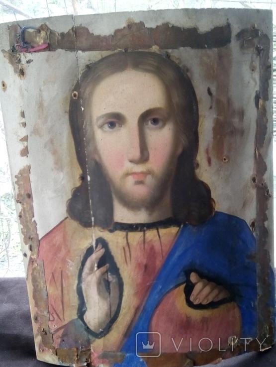 Икона Иисус Христос, фото №3