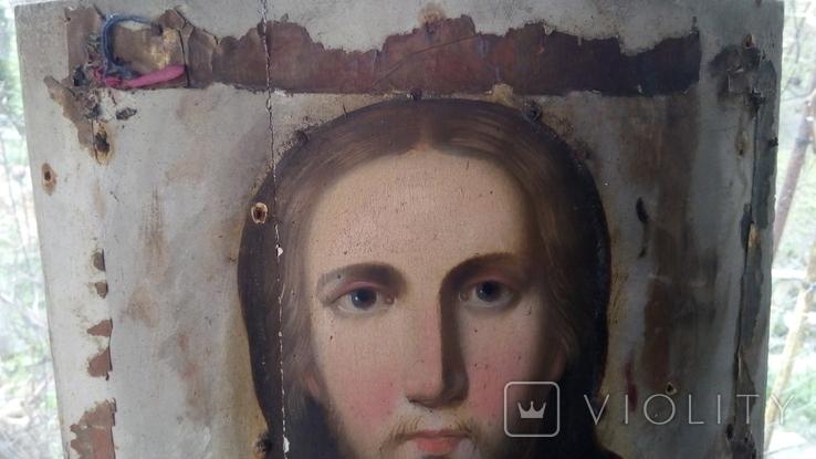 Икона Иисус Христос, фото №7