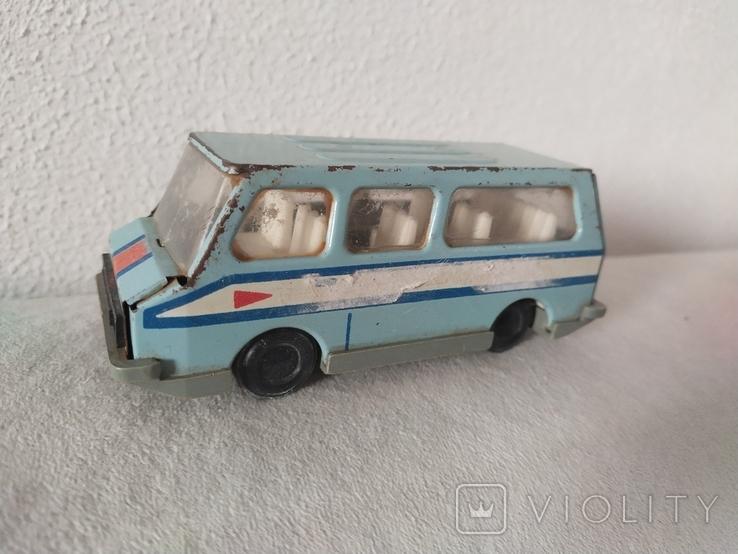 Микроавтобус СССР жесть, фото №2