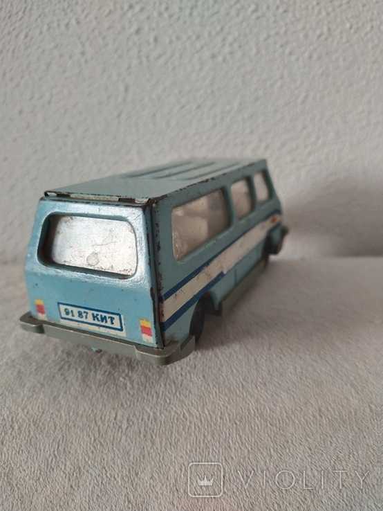 Микроавтобус СССР жесть, фото №4