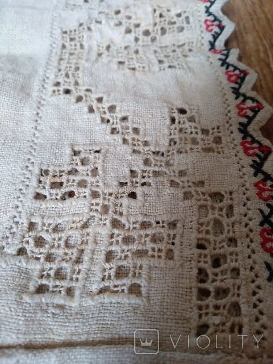 Сорочка довоєнна конопляна., фото №12