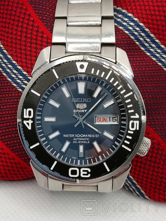Часы Seiko Sports, фото №2