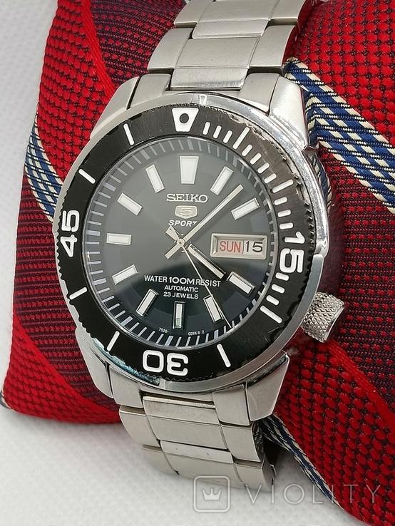 Часы Seiko Sports, фото №3