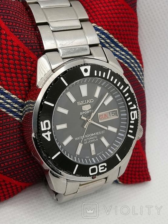 Часы Seiko Sports, фото №4