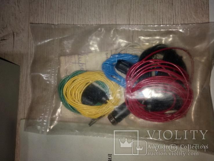 Медицинский прибор для электропунктурной рефлексоскопии ПЭП-1, фото №6
