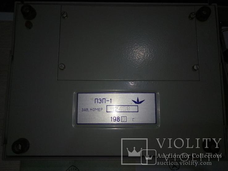 Медицинский прибор для электропунктурной рефлексоскопии ПЭП-1, фото №7
