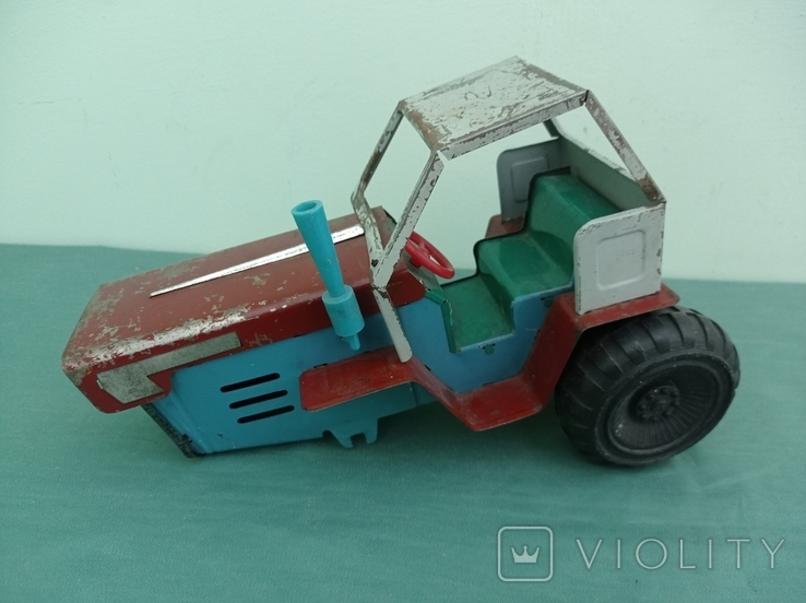 Трактор., фото №2